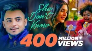 She Don't Know Lyrics Meaning in English – Millind Gaba