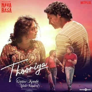 Thooriga Lyrics in English – Navarasa   Karthik