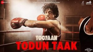Todun Taak Lyrics Meaning in English – Farhan Akhtar