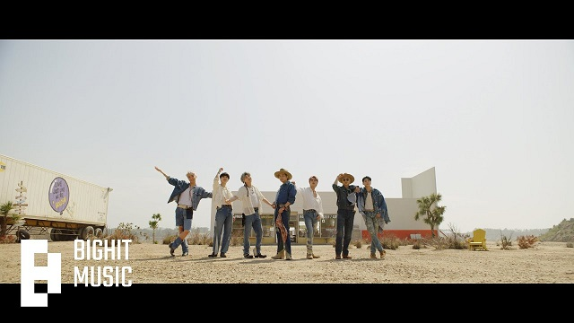 Permission To Dance Lyrics Meaning in Hindi – BTS