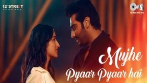 Mujhe Pyaar Pyaar Hai Lyrics in English – Bhoot Police   Arjun Kapoor