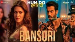 Bansuri Lyrics Meaning in English – Hum Do Hamare Do | Rajkummar Rao