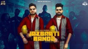 Jazbaati Bande Lyrics Meaning in English – Khasa Aala Chahar