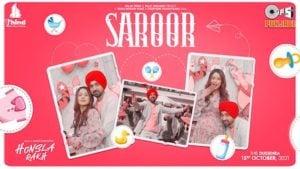 Saroor Lyrics in English – Diljit Dosanjh | Honsla Rakh